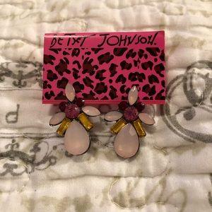 Betsey Johnson Rose, Pink burgundy
